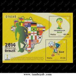 جام جهانی فوتبال ۲۰۱۴